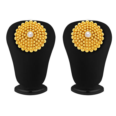 Sukkhi Dazzling Gold Plated Earring For Women-1