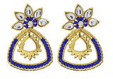 Sukkhi Incredible Gold Plated AD Earring For Women
