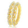 Sukkhi Glorious Gold Plated Bangle For Women-1