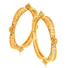 Sukkhi Traditional LCT Gold Plated Bangle Set For Women (Set of 2)