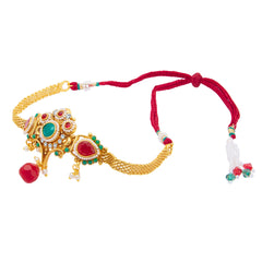 Sukkhi Pleasing Gold Plated Bajuband For Women