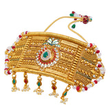 Sukkhi Angelic Gold Plated Bajuband For Women