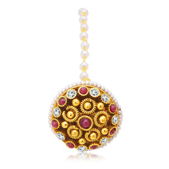 Sukkhi Modern Gold Plated Borla For Women
