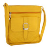 Sukkhi Unique Yellow Cross-Body Sling Bag