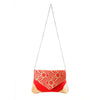 Sukkhi Red and Gold Oversized Clutch Cum Sling Bag-3