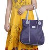 Sukkhi Blue Multi-pocket Shoulder Handbag-3