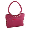 Sukkhi Pink Stylish Shoulder Handbag-1