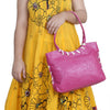 Sukkhi Pink Stylish Shoulder Handbag-3