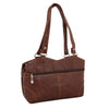 Sukkhi Multifunctional Brown Shoulder Handbag