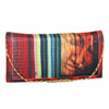 Sukkhi Designer Multicoloured Print Clutch Handbag
