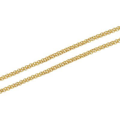 Sukkhi Astonish Gold Plated Unisex Anchor chain