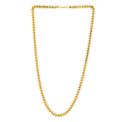 Sukkhi Marvellous Gold Plated Unisex chain