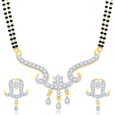 Sukkhi Valentine Collection Sublime Peacock Gold Plated CZ Combo For Women Pack Of 5-4