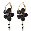 Sukkhi Modern Crystal Gold Plated Floral Earring Combo For Women