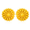 Sukkhi Traditional Pearl Gold Plated Floral Earring Combo For Women