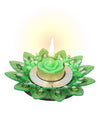 Sukkhi Bestselling Diya Candle in Fancy Green