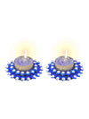 Sukkhi Elegant Diya Candle in Blue
