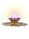 Sukkhi Multicoloured Electronic Diya Candle