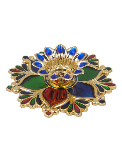 Sukkhi Multicoloured Electronic Diya Candle-1