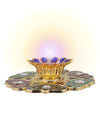Sukkhi Exclusive Designer Electronic Candle Diya