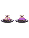 Sukkhi Candle Diya in Fabulous Purple