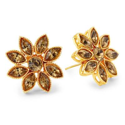 Sukkhi Trendy Gold Plated Earring For Women