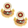 Sukkhi Traditional Gold Plated Earring for Women