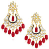 Sukkhi Astonish Gold Plated Jhumaki Earring For Women