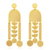 Sukkhi Ritzy Gold Plated Chandelier Earring For Women