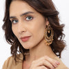 Sukkhi Artistically Gold Plated Earring for Women