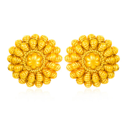 Sukkhi Bollywood Inspired Gold Plated Stud Stud for Women