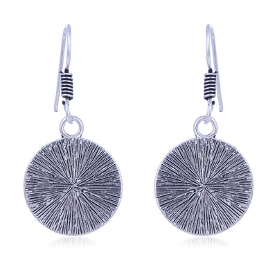Sukkhi Classy Oxidised Dangle Earring For Women