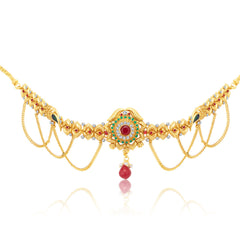 Sukkhi Magnificent Gold Plated KamarBand For Women