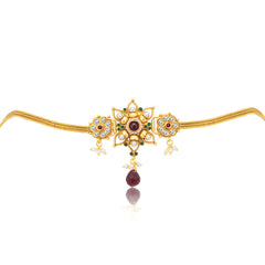 Sukkhi Luxurious Gold Plated KamarBand For Women