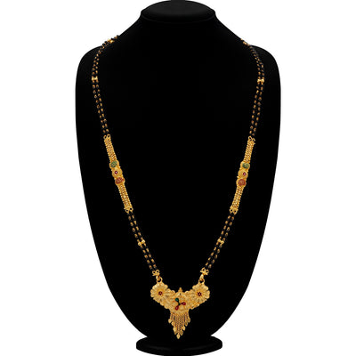 Sukkhi Traditional Gold Plated Mangalsutra for women