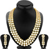 Sukkhi Ritzy Anushka Sharma Bollywood Inspired Kundan Necklace Set For Women