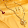 0017 Sukkhi Exquisite Gold Plated Necklace Set for Women