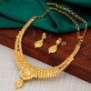 Sukkhi Lavish 24 Carat 1 Gram Gold Jewellery Alloy Necklace Set