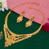 Sukkhi Moddish Alloy 24 Carat 1 Gram Gold Jewellery Necklace Set for Women