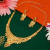 Sukkhi Exquisite 24 Carat 1 Gram Gold Jewellery Necklace Set for Women