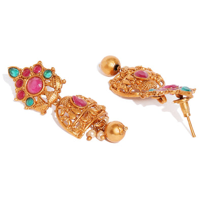 Sukkhi Marvellous Gold Plated Neckalce Set for Women