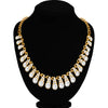 Sukkhi Sparkling Gold Plated Necklace Set for Women