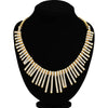 Sukkhi Impressive Gold Plated Choker Necklace Set for Women