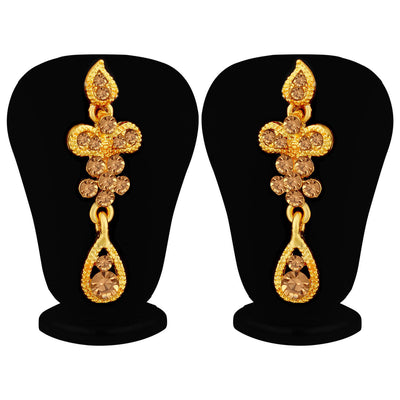 Sukkhi Shimmering LCT Gold Plated Necklace Set for Women