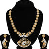 Sukkhi Amazing Gold Plated Peacock Necklace Set for Women