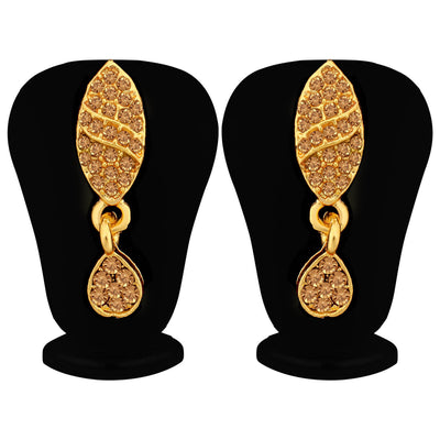 Sukkhi Sparkling LCT Gold Plated Necklace Set for Women