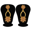 Sukkhi Luxurious LCT Gold Plated Floral Necklace Set for Women