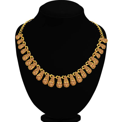 Sukkhi Charming LCT Gold Plated Necklace Set for Women