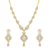 Sukkhi Awesome Gold Plated Floral Necklace Set For Women