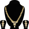 Sukkhi Delightful Gold Plated Necklace Set For Women